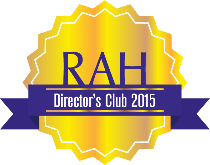 2015 - Director's Club (Right at Home Realty)