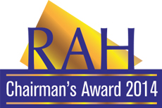 2014 - Chairman's Award (Right At Home Realty)