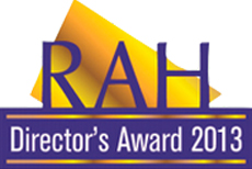 2013 - Director's Award (Right At Home Realty)